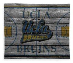 Ucla Bruins Fleece Blanket