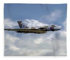 Vulcan Pass Fleece Blanket