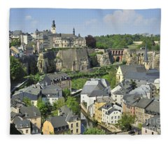 110414p202 Fleece Blanket