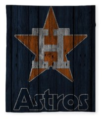 Houston Astros Fleece Blanket