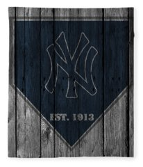 New York Yankees Fleece Blanket