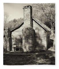 1880's Homestead Fleece Blanket