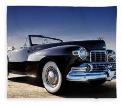 1947 Lincoln Continental Fleece Blanket