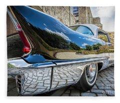 1957 Cadillac Eldorado Fleece Blanket