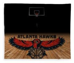 Atlanta Hawks Fleece Blanket