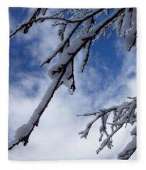 Branching Out Fleece Blanket