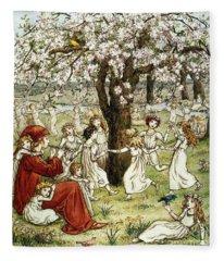 Browning: Pied Piper Fleece Blanket