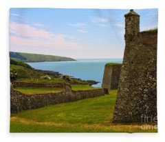 Charles Fort Kinsale Fleece Blanket