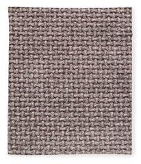 Fabric Background Fleece Blanket