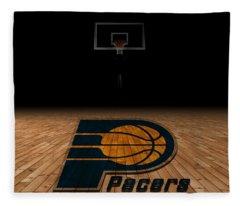 Indiana Pacers Fleece Blanket