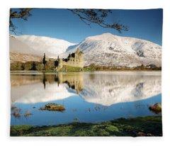 Loch Awe Fleece Blanket