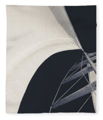 Obsession Sails 10 Fleece Blanket
