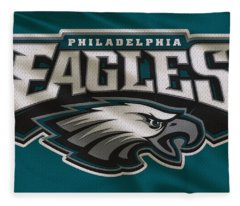 Philadelphia Eagles Uniform Fleece Blanket