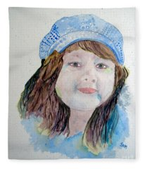 Sarah Fleece Blanket