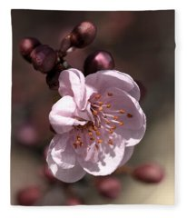 Spring Blossom Fleece Blanket