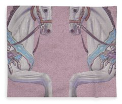Under The Canopy Art Fleece Blanket