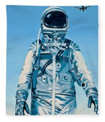 Science Fiction Fleece Blankets