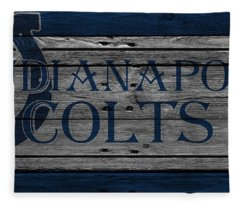 Indianapolis Colts Fleece Blanket