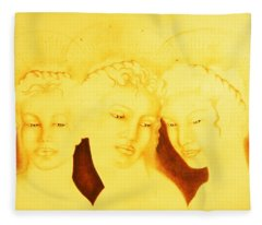 3 Graces Fleece Blanket