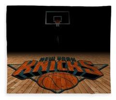 New York Knicks Fleece Blanket