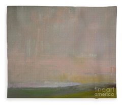 Pink Dusk Fleece Blanket