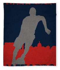 Washington Wizards Fleece Blanket