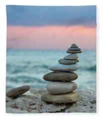 Zen Fleece Blanket