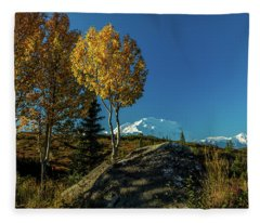 Mount Denali, Previously Known Fleece Blanket