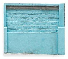 Wall Background Fleece Blanket
