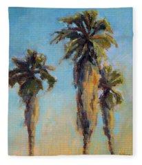 Pacific Breeze Fleece Blanket