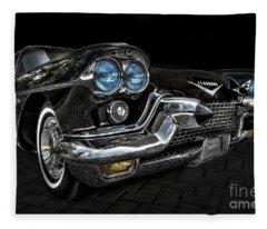 57 Eldorado Brougham2 Fleece Blanket