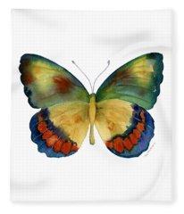 67 Bagoe Butterfly Fleece Blanket