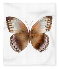79 Jungle Queen Butterfly Fleece Blanket