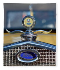 1930 Ford Model A Coupe Fleece Blanket
