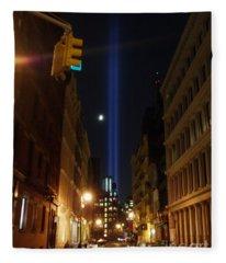 9-11-2013 Nyc Fleece Blanket