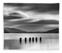 Loch Lomond Fleece Blanket