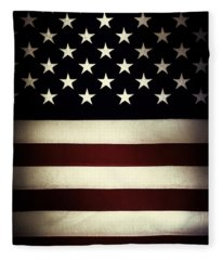 American Flag 60 Fleece Blanket