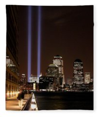 911 Anniversary Fleece Blanket