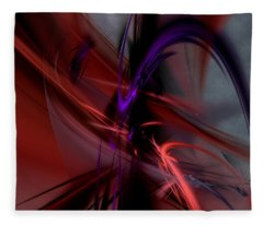 A Million Dreams Ago Fleece Blanket