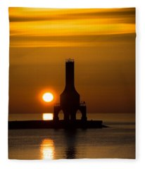 A New Day Fleece Blanket