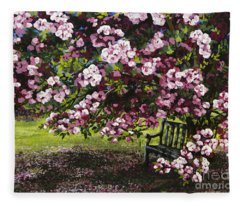 A Place To Dream Fleece Blanket
