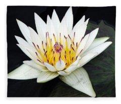 Botanical Beauty Fleece Blanket