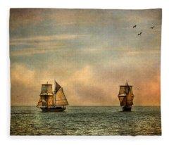 A Vision I Dream Fleece Blanket