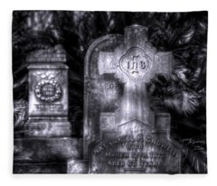 A Whisper From The Past Fleece Blanket