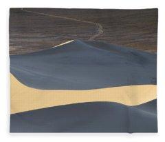 Above The Road Fleece Blanket