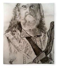 Abraham Fleece Blanket