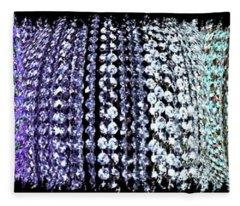 Abstract Fusion 219 Fleece Blanket