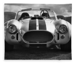 Ac Cobra 427 Fleece Blanket