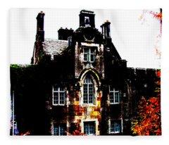 Adare Manor Fleece Blanket