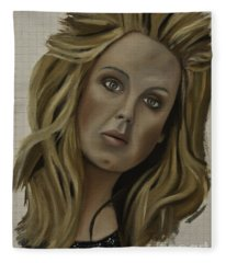 Adele Fleece Blanket
